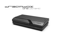 DreamBox ONE Ultra HD 4K Sat Receiver Dual Multistream...