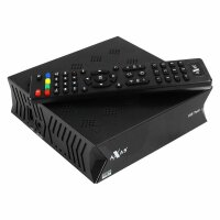 Axas HIS Twin HD 2x DVB-S2 E2 Linux, Wifi,H.265 HEVC,Sat...