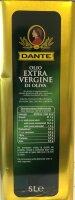 5 Liter Dante Italien Extra Natives Olivenöl...