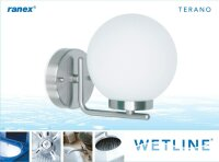 Ranex Terano Wetline Wandleuchte Badezimmer...