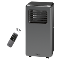 Clatronic CL 3671 8000BTU Mobile Klimaanlage 3in1...
