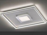 Fischer&Honsel Bug Premium LED Deckenleuchte 80X80...