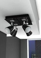 Antonio Miro Ranex 4er designer Deckenleuchte Deckenlampe...