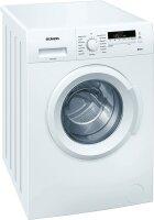 Siemens WM14B222 Waschmaschine iQ100 Freistehend A+++ 6kg...