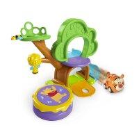 Bright Starts Oball Go Grippers Disney Baby Winnie Puuh...