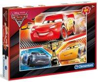 Disney Pixar Cars Puzzle 180 Teile Lightning McQueen...