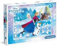 Disney Frozen Die Eiskönigin Elsa Anna Olaf Puzzle...