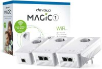 Devolo Magic 1 WiFi 2-1-3 Multiroom Kit 3x Powerline WLAN...
