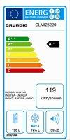 Grundig GLMI 25220 Einbau-Kühlschrank...