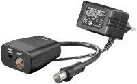 DVB-T 5V Power DC Einspeiseweiche für Aktive Antennen