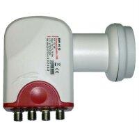Bauckhage BW 40 QS Universal Quad Lnb, 40 mm Feed 0,2 db...
