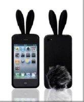 Luxus Playboy Cover SCHWARZ IPhone4/4S Schutzhülle...