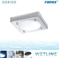 Ranex Soriso Wetline Deckenleuchte Badezimmer Lampe G9...