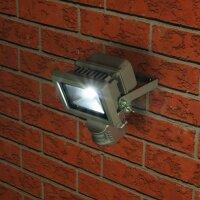 XQ-lite LED Fluter SMD Flutlicht Außen Strahler 10W...