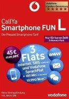 Vodafone Prepaid Smartphone CallYa FUN L 3-Monats-Pack...