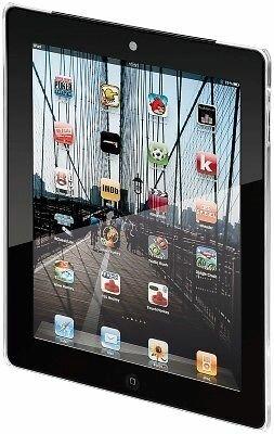 CASE für iPad 2 transparente Hartschale (Back Cover) Apple