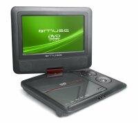 """Muse M-745 DP 7"""" tragbarer portabler DVD Merdia..."""