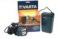 Varta Head Light Stirnleuchte mit separatem Batteriefach