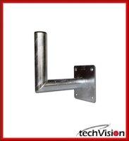 Wandhalter Stahl 20 cm Feuerverzinkt