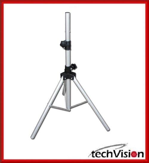 Sat Spiegel Stativ Dreibein für Camping Balkon ALU bis zu 1.4 m aufziehbar