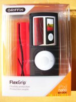 APPLE IPOD NANO Griffin FlexGrip mit EasyDock COVER...
