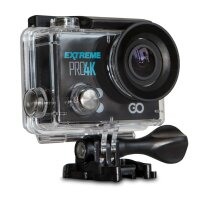 GoClever 4K Outdoor Action Video Cam UHD Ultra HD WLAN...