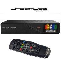 Dreambox DM900 UHD Combo-Receiver HDTV DVB-S/C/T2...