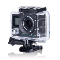 GoClever 4K S Outdoor Action Video Cam UHD Ultra HD WLAN...