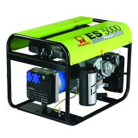 Pramac ES5000 Stromerzeuger Generator Notstromaggregat...