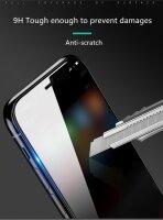VONUO Panzer-Folie Apple iPhone X/Xs 10 Gorilla Glas 9H...