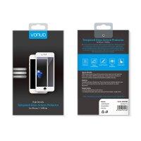 VONUO Panzer-Folie Apple iPhone 7/8 Gorilla Glas 9H...